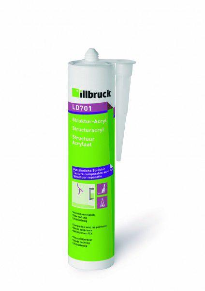 LD701 Strukturální akryl bílý 310ml