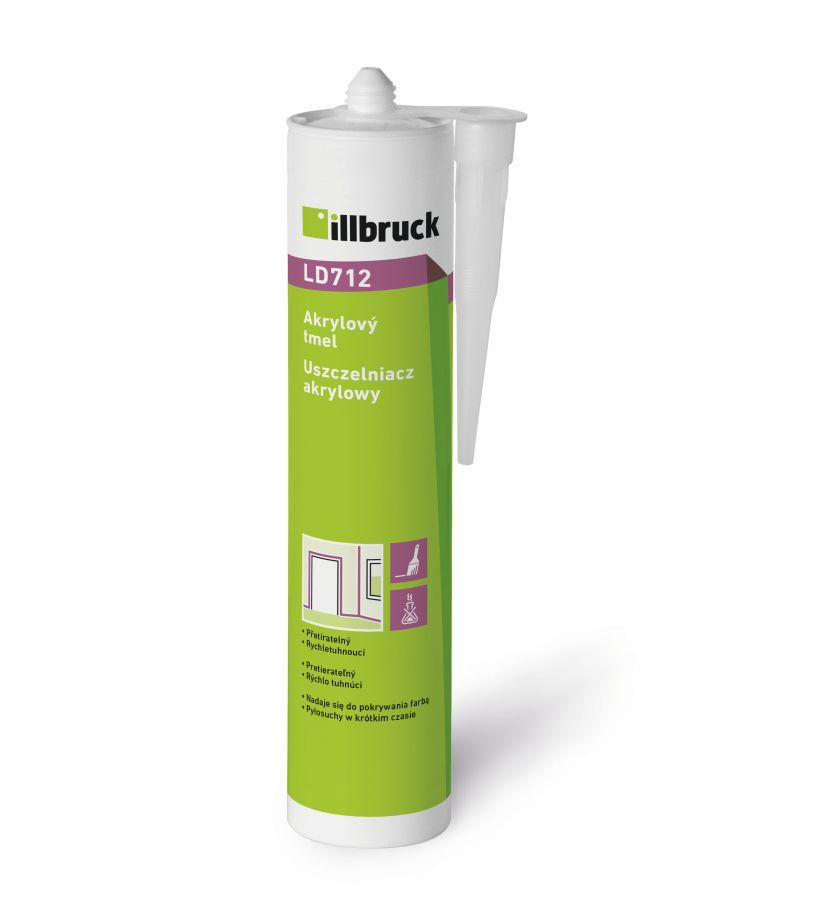 LD703 Malířský akryl bílý 310ml