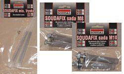 Soudafix sada mixážních trysek 2ks pro Chemické kotvy