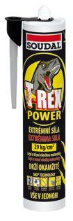 T-Rex POWER 290 ml - Soudal Extrémní síla 200kg/m2
