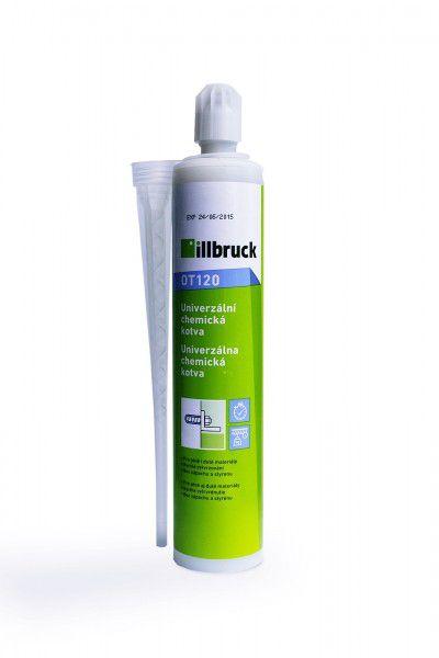 Illbruck FX OT120 univerzální chemická kotva 300g