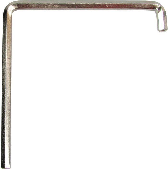 MACO Seřizovací klíče Imbus 4mm 2x zahnutý, 75mm dlouhý SW4