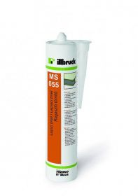 MS055 Lepicí tmel Polymer bílý