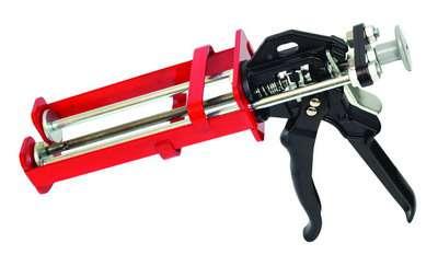 Pistole na chemické kotvy dvoukomponentová 210ml - Vysoce kvalitní a odolná