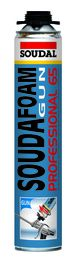 SOUDAL Soudafoam Gun Professional 750 ml - montážní pu pěna