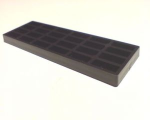 Vymezovací plastové podložky 5 / 20 / 100 mm