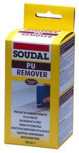 SOUDAL REMOVER Odstraňovač vytvrzené polyuretanové PU pěny