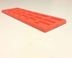 Vymezovací plastové podložky 3 / 52 / 100 mm