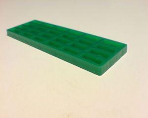 Vymezovací plastové podložky 4 / 41 / 100 mm - trojsklo