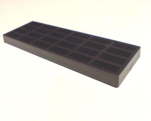 Vymezovací plastové podložky rozměr 5-47-100mm