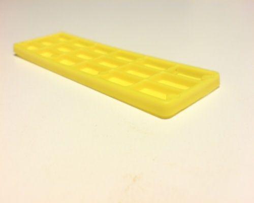 Vymezovací plastové podložky rozměr 6-24-100mm