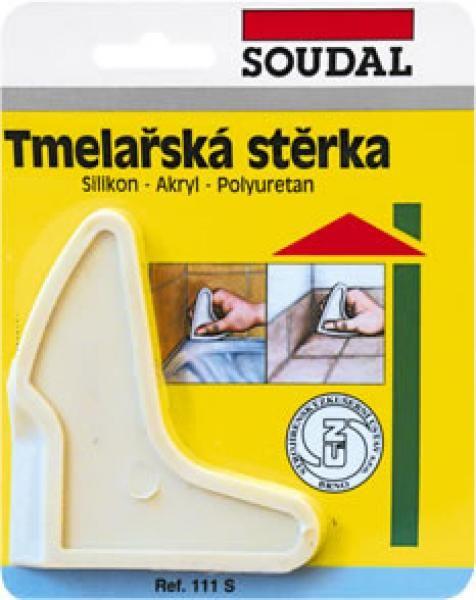 Stěrka na vyhlazení povrchů spár do různých požadovaných profilů SOUDAL