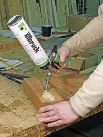 PU108 polyuretanové lepidlo na dřevo
