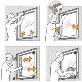 WINBAG RED HORSE je nafukovací vak pro manipulaci a instalaci oken a dveří