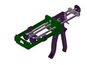 AA281 2K Aplikační pistole 200 Pro