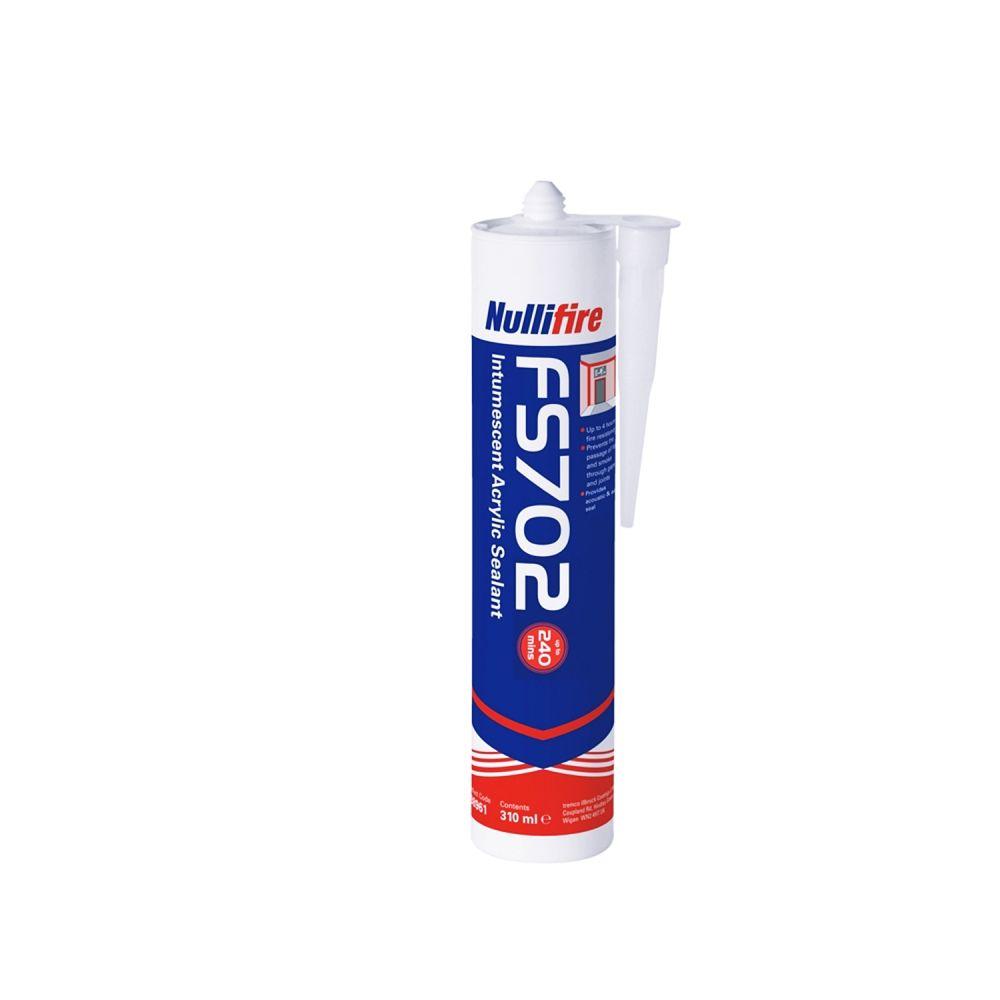 FS702 Protipožární akryl 310ml illbruck Nullfire