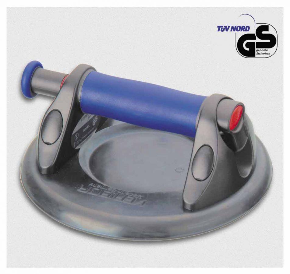 VERIBOR Blue Line 601BL s integrovanou pumpou 120kg Nosič skla, vakuový manipulátor