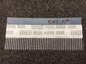 SOUDAL SWS FOIL EXT-AP 25m okenní fólie exteriér s perlinkou